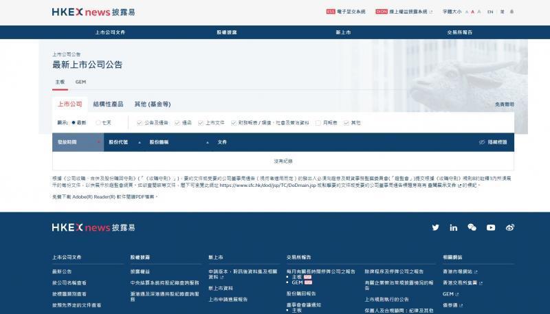 成報 SING PAO DAILY NEWS
