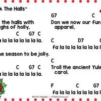 Teacher Tips for a Jolly-Jinglin' Music Class