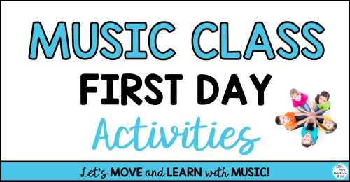 """small resolution of Music Class First Day Activities"""""""