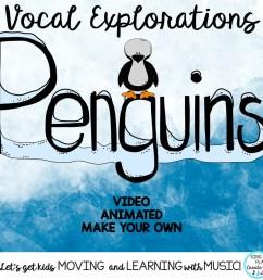 Vocal Explorations: Penguin Winter Theme [ 960 x 960 Pixel ]