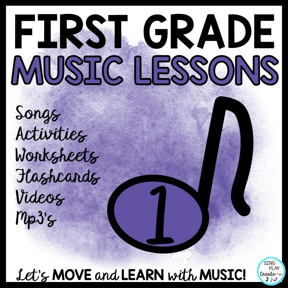 medium resolution of 1st Grade Music Lessons – Page 3