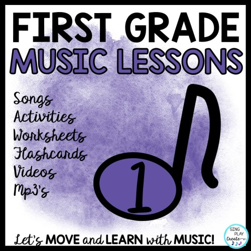 small resolution of 1st Grade Music Lessons – Page 3