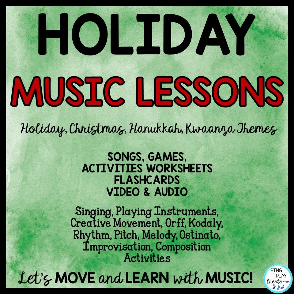 medium resolution of December Music Lessons