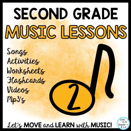 small resolution of 2nd Grade Music Lessons – Page 3