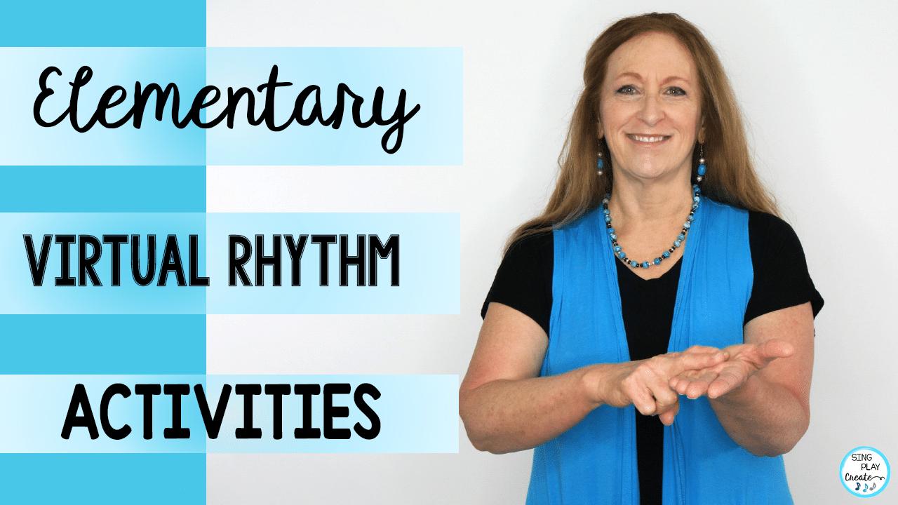 hight resolution of Elementary Music Virtual Rhythm Activities