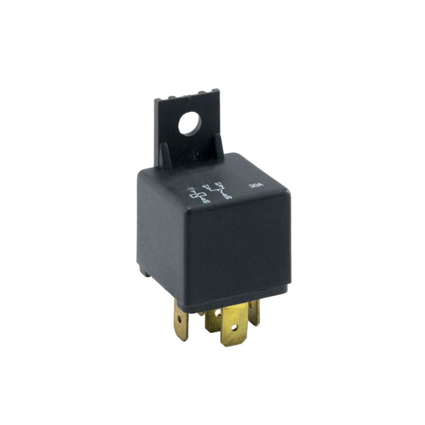 Relay Wiring 87a 87a