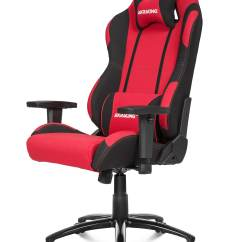 Red And Black Gaming Chair Fold Up Bed Ak Racing K7018 Br Singular Cy