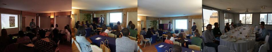 Curso de jardines verticales en Chile - Teoría