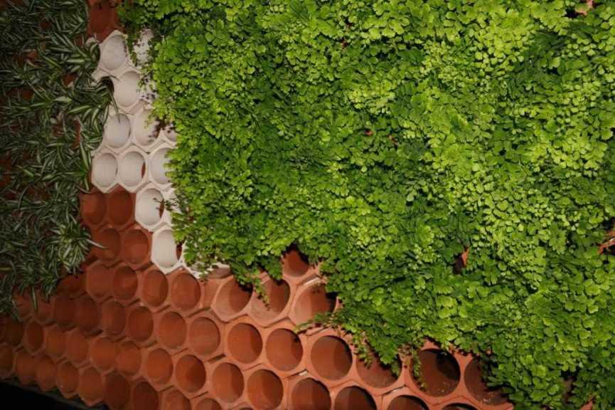 Jardines verticales en Londres
