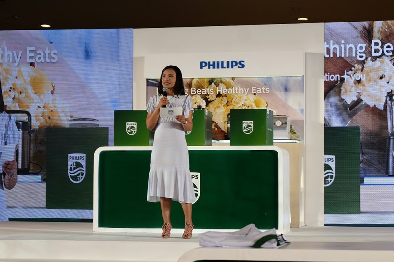Pia Umayam Philips Healthy Eats Kitchen Appliances