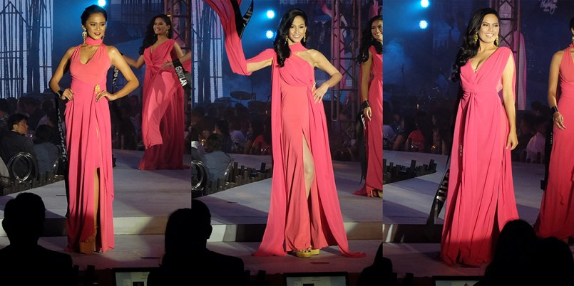 Binibining Cebu 2018 Long Gown Competition