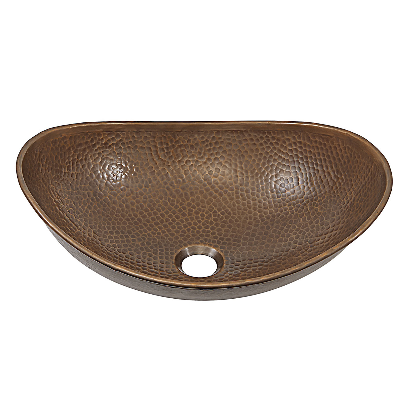 sinkology bathroom copper vessel sinks