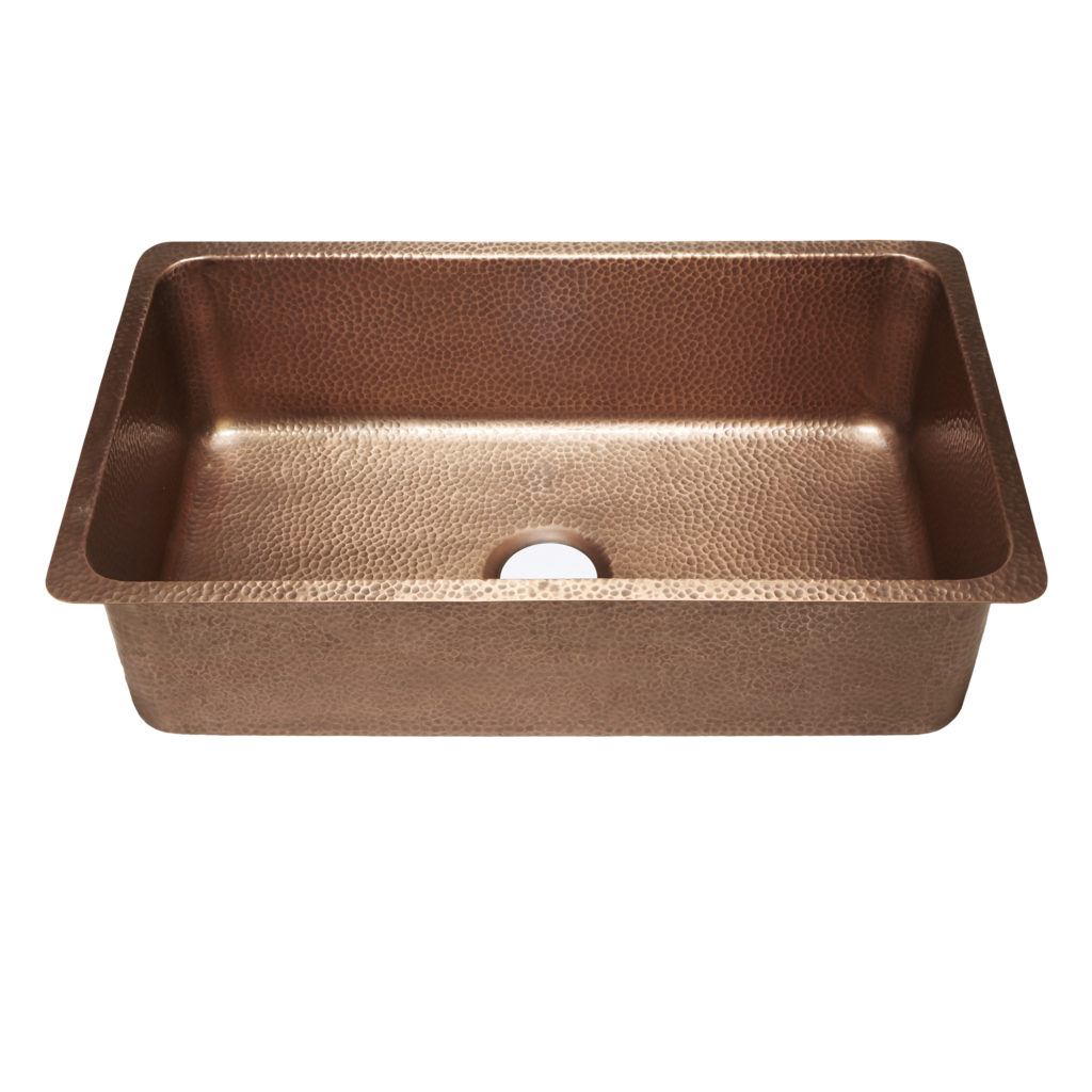 buy undermount kitchen sink lights for ceiling david copper by sinkology