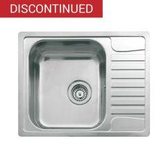 Small Kitchen Sinks Country Range Hoods Reginox Admiral R40 Compact Taps Com Inset Sink