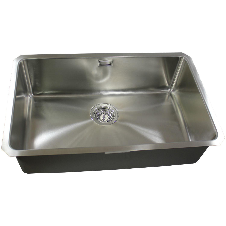 extra large kitchen sink cat bluci orbit 25 bowl undermount sinks taps