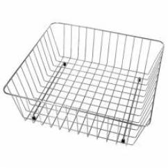 Kitchen Drainer Basket Free Standing Units Sink Baskets Sinks Taps Com Reginox Cwb10 Wire