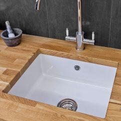Single Bowl Kitchen Sinks Aid Cooktop Reginox Mataro Ceramic Sink Taps