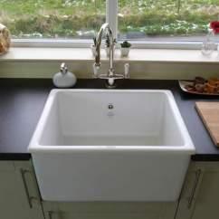 Big Kitchen Sinks Black Table Sets Shaws Whitehall Deep Bowl Belfast Sink - ...