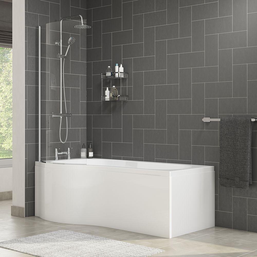 P Bath Panel Fitting