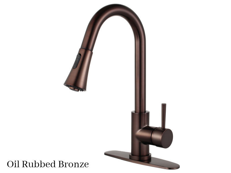 kingston brass concord single handle pull down kitchen faucet