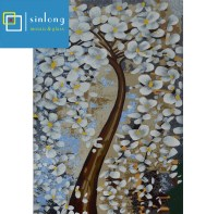 money tree mosaic wall art mural for sale