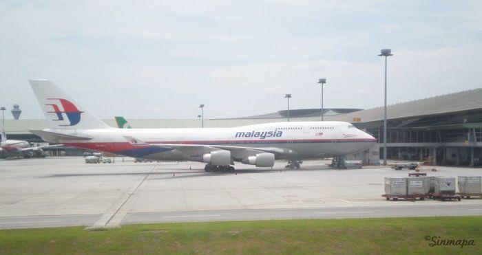 Avion en aeropuerto internacional Kuala Lumpur Kuala Lumpur - ¿Qué ver y qué hacer?