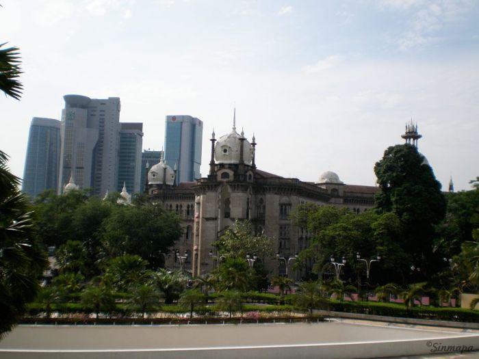 Contrastes arquitectónicos en KL Kuala Lumpur - ¿Qué ver y qué hacer?