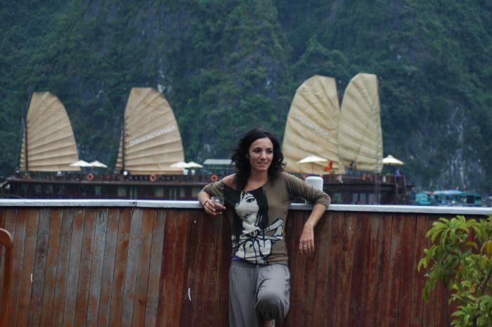 Bahía de Ha-Long, Vietnam quien es sinmapa