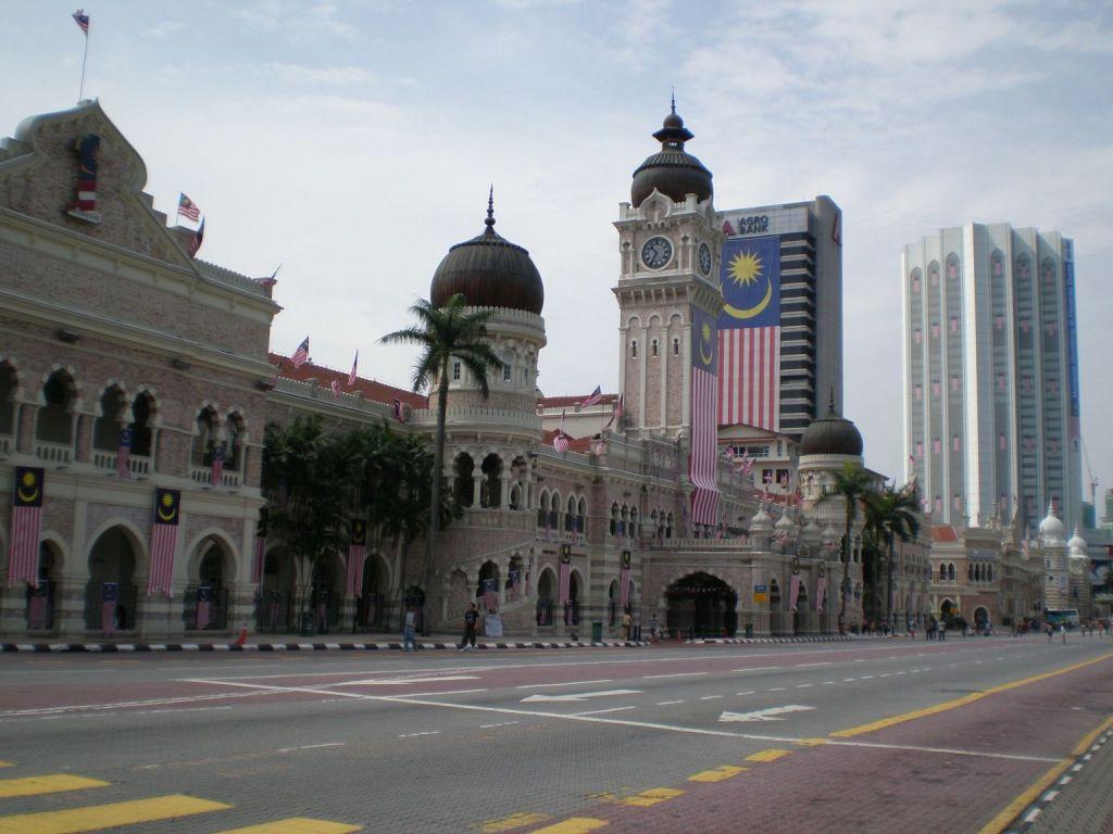 Datran Merdeka (Plaza de la independencia)