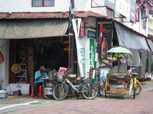 Calles de Malaca, Malasia