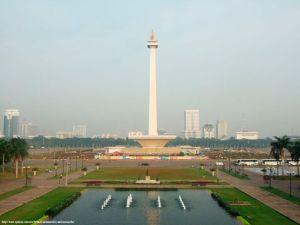 Monas en Jakarta