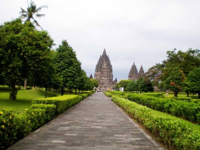 Complejo de templos de Prambanan, Java