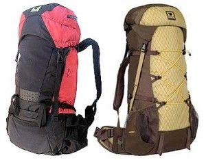 mochilas de mochilero mochila de viaje