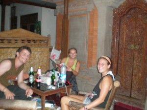 Nuevos compañeros de ruta - Ubud - Bali