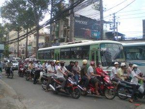 Ho Chi Minh - saigon - Vietnam