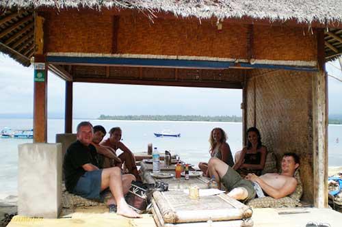 lunch-giliair Encuentros y reencuentros durante mi viaje por el Sudeste Asiático