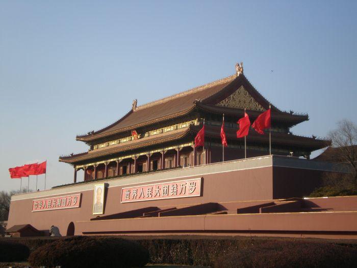 Plaza de Tiannmen - qué ver en china
