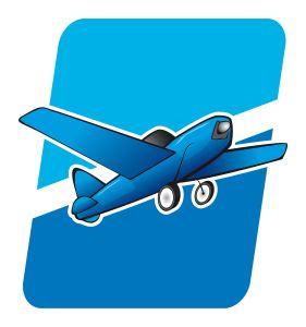 ilustracion de avion comprar un vuelo barato