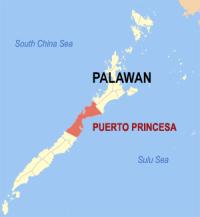 Guia de viaje: Palawan Mapa de Palawan