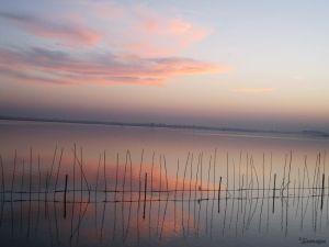 Atardecer en Myanmar - Sinmapa