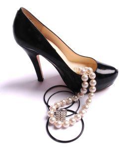 zapatos y accesorios un largo viaje