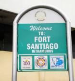Fuerte de Santiago - Intramuros qué hacer en Manila Filipinas