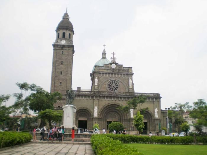 Catedral de la capital de Filipinas