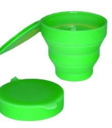 Vaso plegable para esterilización