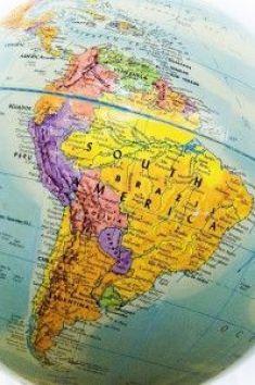 ruta por sudamérica