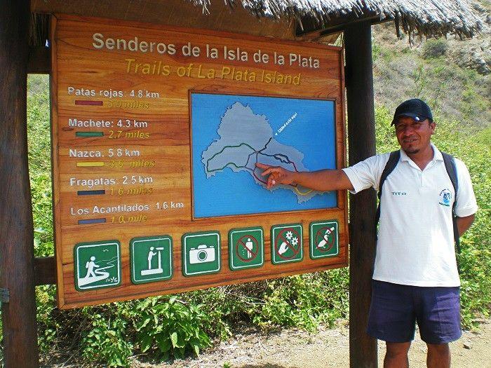 Isla de la Plata - qué hacer y qué ver en Puerto López Ecuador Sudamérica