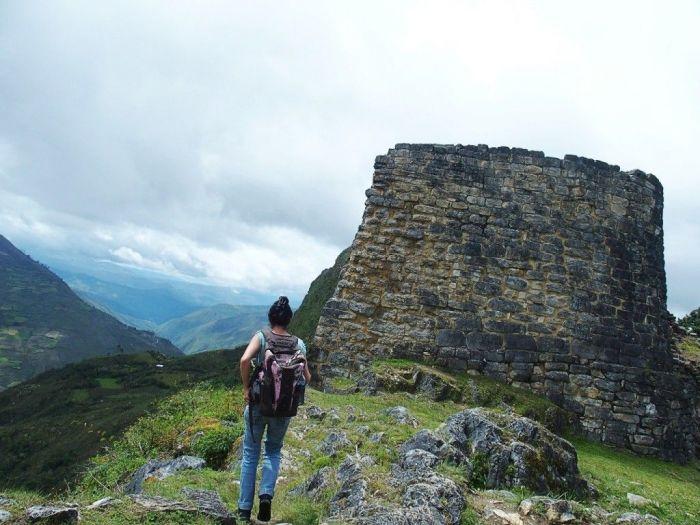 Fortaleza de Kuelap - Chachapoyas - Peru