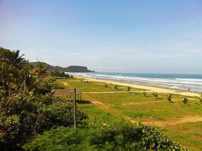 Olón Ecuador Sudamérica Ruta Spondylus