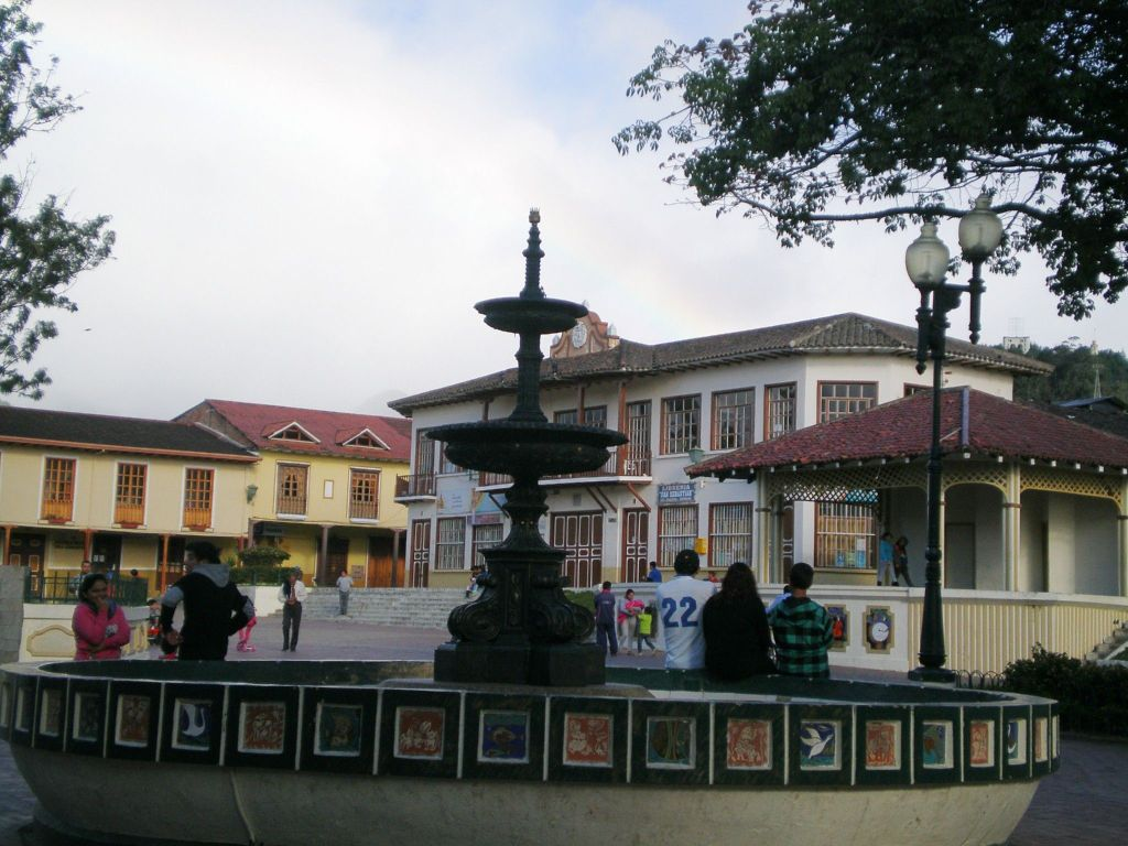 viajar por Ecuador