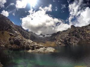 Laguna Churup - qué ver y qué hacer en Perú